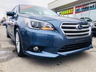 Used 2017 Subaru Legacy 2.5I for sale in Lévis, QC