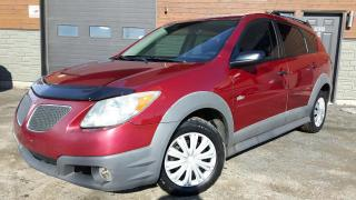 Used 2006 Pontiac Vibe automatique full équipe (toyota matrix) for sale in St-Henri-de-Levis, QC