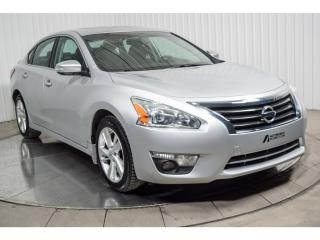 Used 2014 Nissan Altima Sl Cuir Toit Nav for sale in Saint-hubert, QC