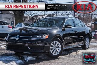 Used 2015 Volkswagen Passat Trenline for sale in Repentigny, QC