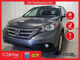 Used 2013 Honda CR-V Ex T.ouvrant, Roue for sale in Québec, QC