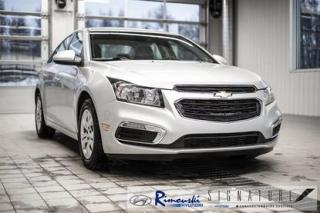Used 2016 Chevrolet Cruze LT TURBO CHEZ for sale in Rimouski, QC