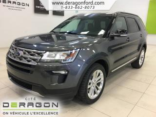 Used 2018 Ford Explorer Xlt Awd Nav Cuir for sale in Cowansville, QC