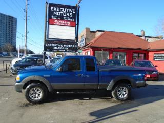 Used 2007 Ford Ranger FX4/Off-Rd / 4X4 / ALLOYS/ SMOOTH RIDE / for sale in Scarborough, ON