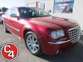 Used 2009 Chrysler 300 Limited  CUIR TOIT MAGS A/C GARANTIE for sale in St-Jérôme, QC