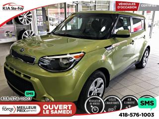 Used 2016 Kia Soul Lx Sièges Ch for sale in Québec, QC