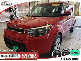 Used 2015 Kia Soul LX BLUETOOTH for sale in Québec, QC