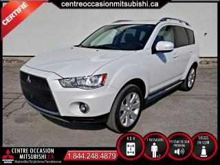 Used 2010 Mitsubishi Outlander XLS/GT S-AWC/AWD CUIR TOIT PHARES HID 3E for sale in Blainville, QC