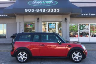 Used 2009 MINI Cooper Clubman for sale in Mississauga, ON