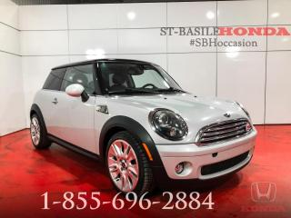 Used 2010 MINI Cooper HARDTOP + COUPE + CAMDEN ED + WOW !!! for sale in St-Basile-le-Grand, QC