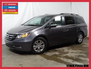 Used 2015 Honda Odyssey Ex+mag+camerarecul+p for sale in Drummondville, QC