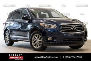 Used 2015 Infiniti QX60 Awd Cert for sale in Montréal, QC