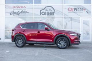 Used 2017 Mazda CX-5 GS AWD ***JAMAIS ACCIDENTE*** for sale in Québec, QC