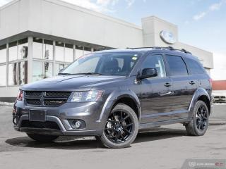 Used 2016 Dodge Journey Limited for sale in Winnipeg, MB