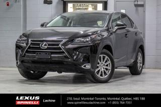 Used 2015 Lexus NX 200t AWD; NULUXE CAMERA SIÈGES CHAUFFANTS BLUETOOTH CAMÉRA DE RECUL - SIÈGES CHAUFFANTS - BLUETOOTH - MAGS for sale in Lachine, QC