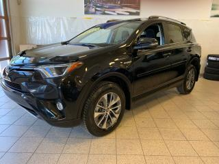 Used 2018 Toyota RAV4 Hybride Le+ 2018 for sale in Pointe-Claire, QC