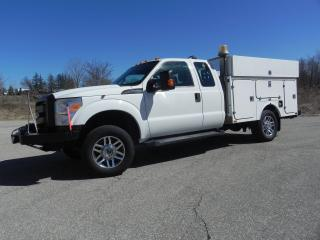 Used 2013 Ford F-350 XLT 4X4 SERVICE TRUCK for sale in Brantford, ON