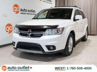 Used 2013 Dodge Journey SXT, Push Start, Remote Start for sale in Edmonton, AB