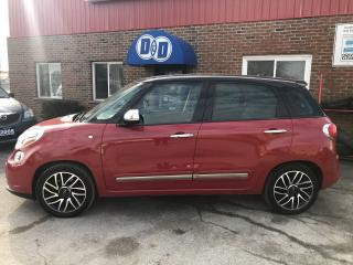 Used 2014 Fiat 500L Lounge for sale in Kingston, ON