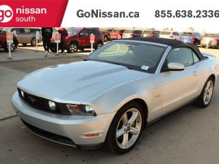 Used 2012 Ford Mustang GT CONVERTIBLE-PERFECT SUMMER RIDE!! for sale in Edmonton, AB