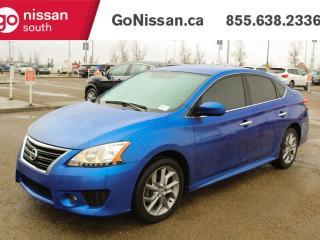 Used 2013 Nissan Sentra SR TRIM!! A RARE TRIM -2 SETS OF TIRES for sale in Edmonton, AB