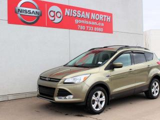 Used 2013 Ford Escape SE 4WD TOUCHSCREEN for sale in Edmonton, AB