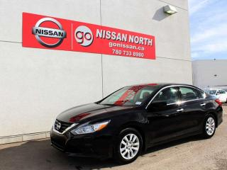 Used 2017 Nissan Altima Certified Pre-Owned!!!! 2.5L AUTOMATIC FULL SIZE SEDAN TRACTION CONTROL & MORE for sale in Edmonton, AB