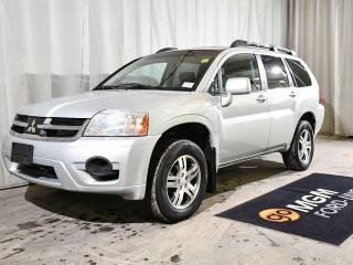 Used 2008 Mitsubishi Endeavor SE | HEATED FRONT SEATS for sale in Red Deer, AB