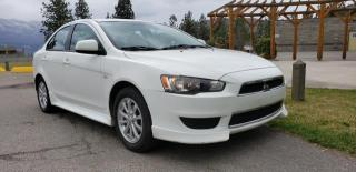 Used 2012 Mitsubishi Lancer ES for sale in West Kelowna, BC