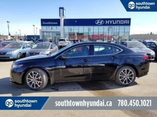 Used 2017 Acura TLX TECH V6/AWD/NAV/SUNROOF/LEATHER for sale in Edmonton, AB