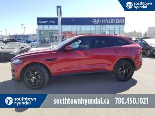 Used 2017 Jaguar F-PACE PRESTIGE/AWD/LEATHER/PANO SUNROOF for sale in Edmonton, AB