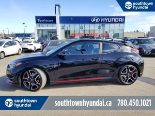 New 2019 Hyundai Veloster N - 2.0T 275 HP, Limited Slip Differential, Elec. Controlled Suspension for sale in Edmonton, AB