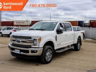 New 2019 Ford F-350 Super Duty SRW Lariat ultimate pkg 618A, 4X4 Crew Cab 6.7L Power Stroke V8, NAV, heated/cooled power leather seats, trailer brake controller and tow pkg for sale in Edmonton, AB