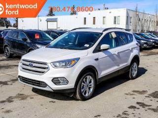 New 2019 Ford Escape SEL 300A 4WD 1.5L ecoboost, heated power seats, power liftgate, remote vehicle start, reverse camera/ sensing system for sale in Edmonton, AB