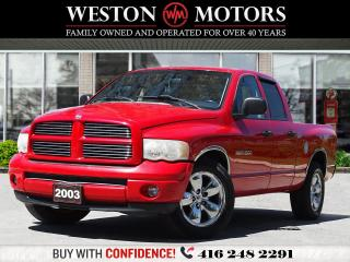 Used 2003 Dodge Ram 1500 SLT*SOLD AS IS*NEW ENGINE!!* for sale in Toronto, ON