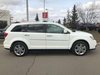 Used 2014 Dodge Journey RT Back Up Camera Remote Start Sunroof for sale in Red Deer, AB