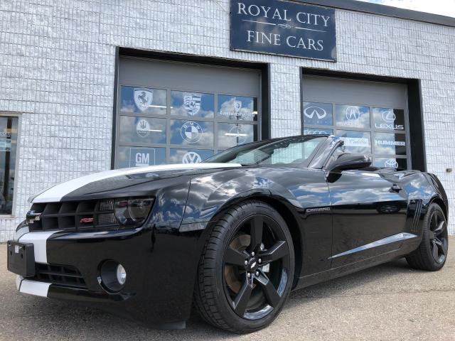 2011 Chevrolet Camaro RS 1LT Convertible 6-Speed