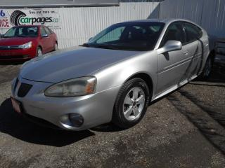 Used 2006 Pontiac Grand Prix *Clean Carproof* Certified w/ 6 Month Warranty for sale in Brantford, ON