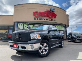 Used 2015 RAM 1500 Big Horn+DIESEL+SUNROOF+8