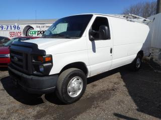 Used 2012 Ford Econoline E-250 Commercial Extended *Clean Carproof* for sale in Brantford, ON