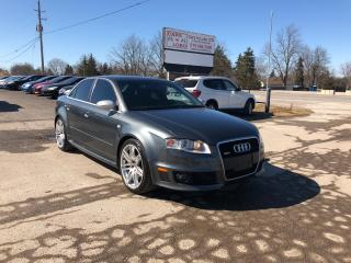 Used 2007 Audi RS 4 RS4 for sale in Komoka, ON