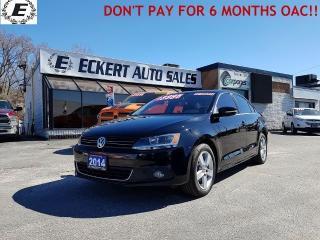 Used 2014 Volkswagen Jetta Comfortline TDI Diesel for sale in Barrie, ON