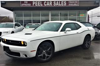 Used 2018 Dodge Challenger SXT PLUS|LEATHER|CARPLAY|SUNROOF for sale in Mississauga, ON