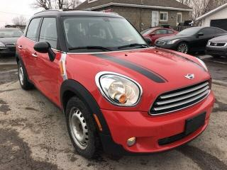 Used 2012 MINI Cooper Countryman Sport for sale in Gloucester, ON