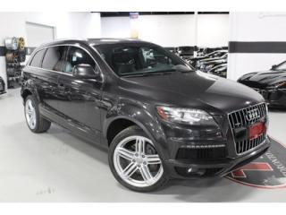 Used 2012 Audi Q7 3.0L Sport   S-Line   1-Owner for sale in Vaughan, ON