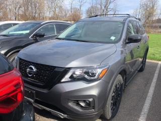 New 2019 Nissan Pathfinder SV Tech V6 4x4 at for sale in St. Catharines, ON
