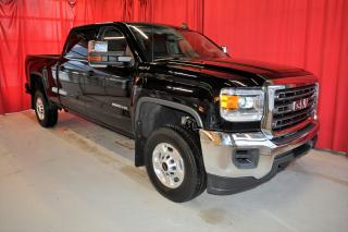 Used 2017 GMC Sierra 2500 HD SLE | 2500 | Crew Cab | Short Box | One Owner for sale in Listowel, ON