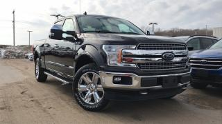 Used 2019 Ford F-150 LARIAT 3.5L ECO 501A for sale in Midland, ON