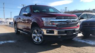 Used 2019 Ford F-150 LARIAT 2.7L V6 ECO 502A for sale in Midland, ON