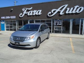 Used 2012 Honda Odyssey EX POWER SLIDING DOOR & BACKUP CAMERA for sale in Scarborough, ON